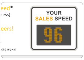 Check Your Sales Speed