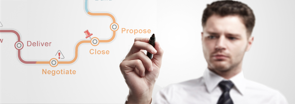 Navigate Your Sales Map